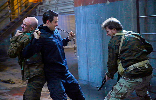 Agents of S.H.I.E.L.D. Hollywood AK-47