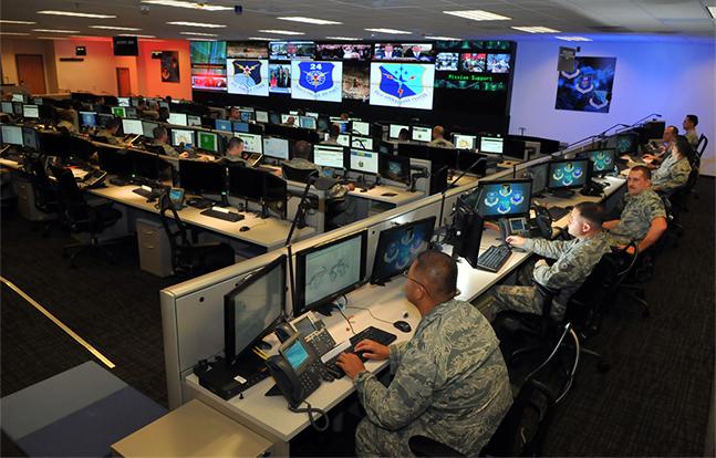 Air Force Moving Target Defense