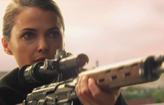 The Americans Hollywood AK-47