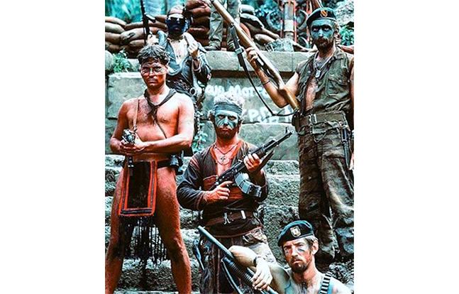 Apocalypse Now Hollywood AK-47