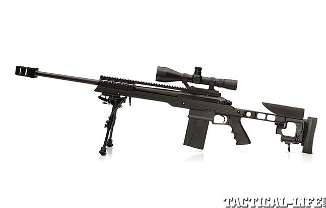 ArmaLite AR-31 mag left