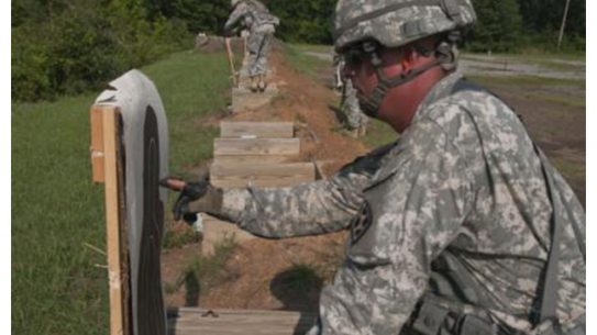 Army training Fort Chaffee