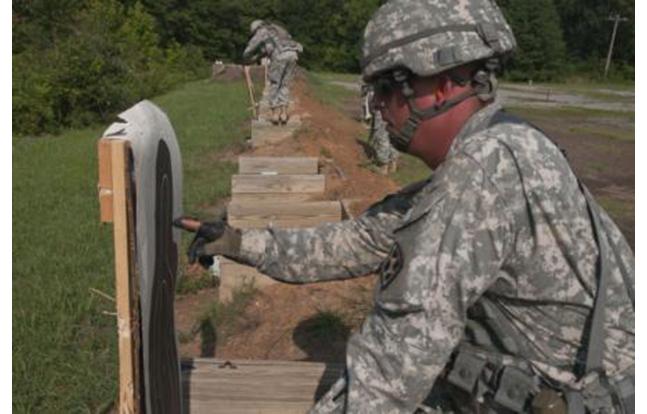 Army training Fort Chaffee