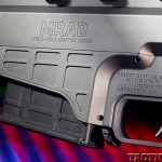 Barrett MRAD mag well