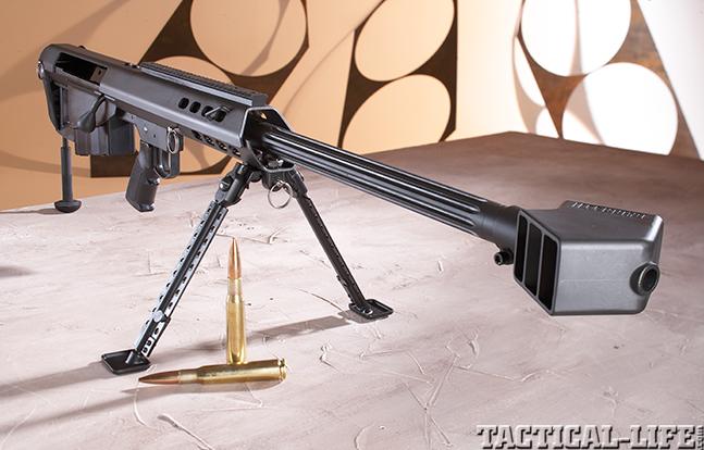 Barrett Model 95 bullpup lead