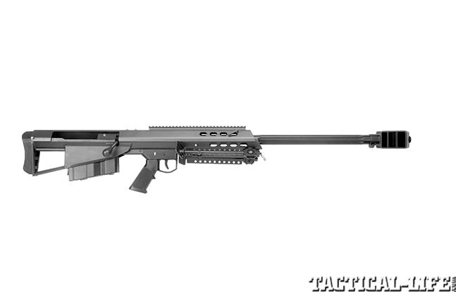 Barrett Model 95 bullpup solo