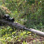 Barrett QDL Suppressor field
