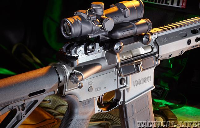 Barrett REC7 preview receiver