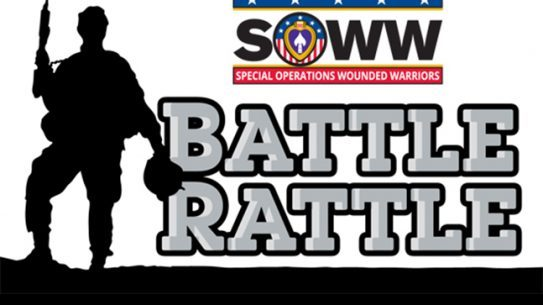 Battle Rattle flyer