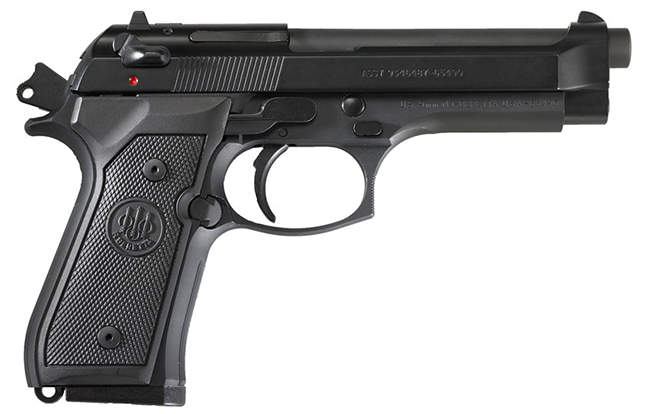 Beretta M9 right lead