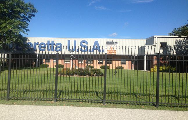 Beretta Maryland facility