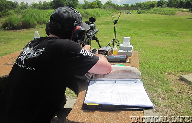 Bushmaster MOE .308 Enhanced ORC aiming