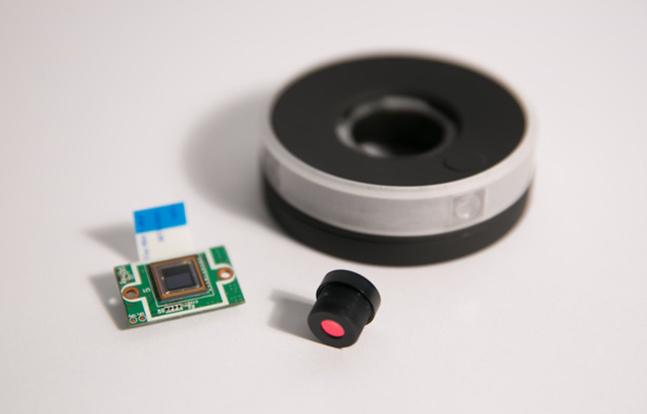 CENTR camera lead