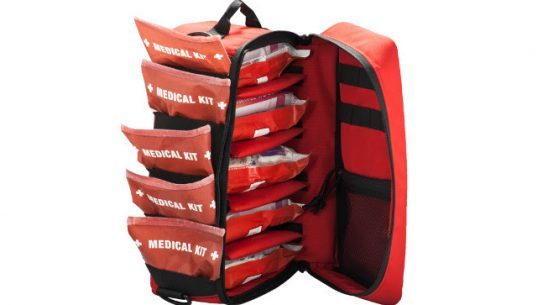 Chinook Medical Gear Mass Casualty Active Shooter Kits