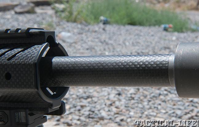Christensen Arms CA-10 DMR barrel