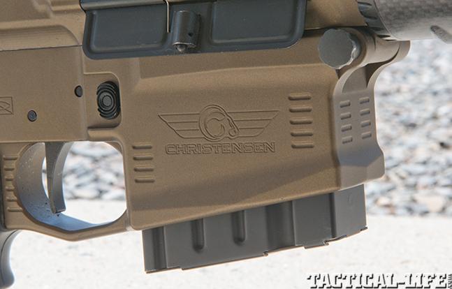 Christensen Arms CA-10 DMR magwell