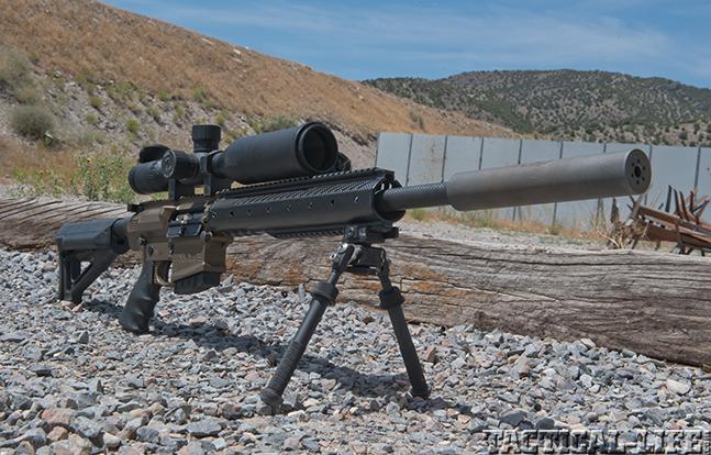 Christensen Arms CA-10 DMR solo left