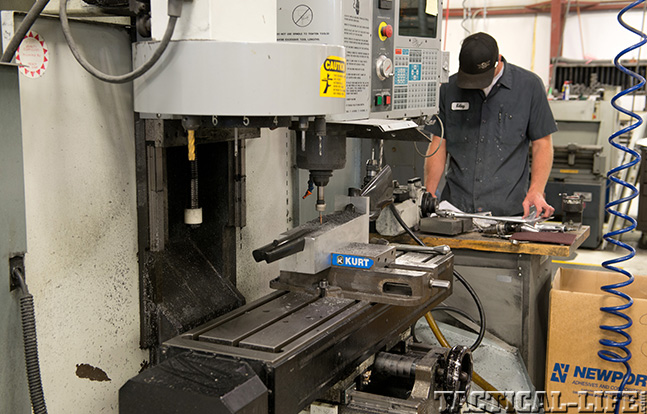 Christensen Arms milling stock