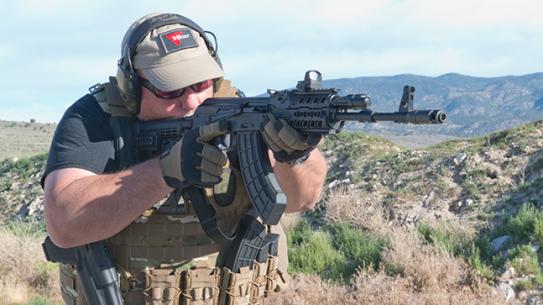 Concern Kalashnikov Saiga AK IZ132SM field