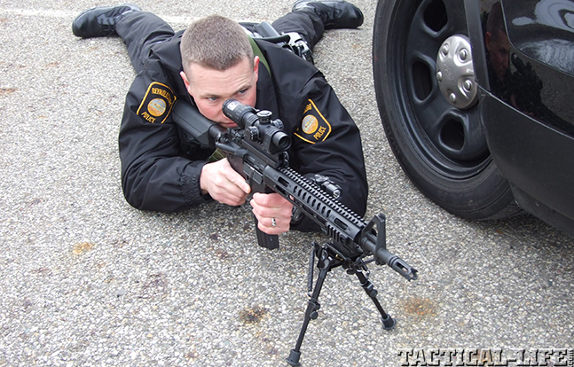 DPMS TAC2 preview police