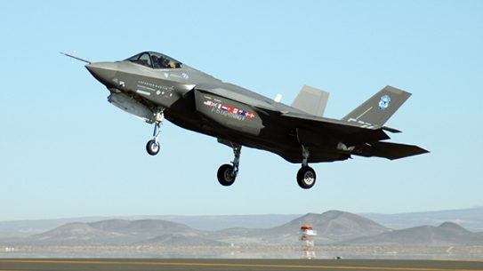F-35 grounding lifted air show