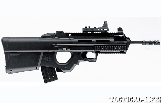 FN FS2000 CQB bullpup solo