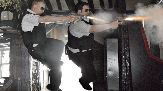 The Good, Bad & Ugly Hot Fuzz