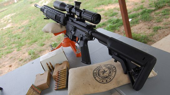 Gun Review Armalite M-15TBN lead