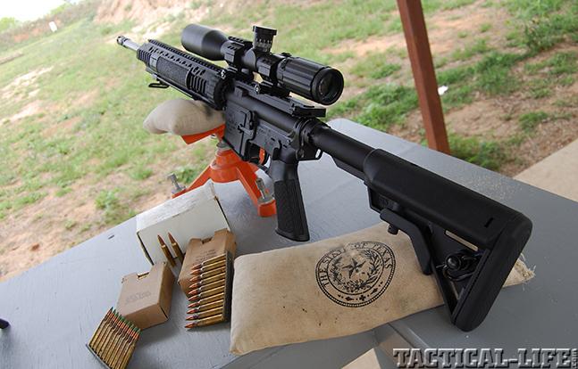 Gun Review Armalite M-15TBN lead