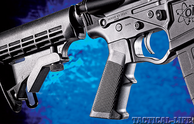 Gun Review ATI Omni Hybrid grip