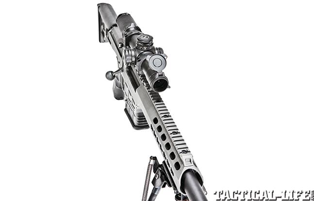 Gun Review Barrett 98B Tactical long