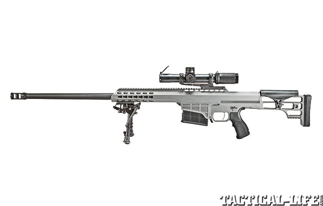 Gun Review Barrett 98B Tactical solo