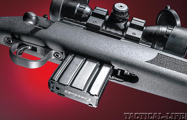 Gun Review Mossberg MVP Patrol magazine