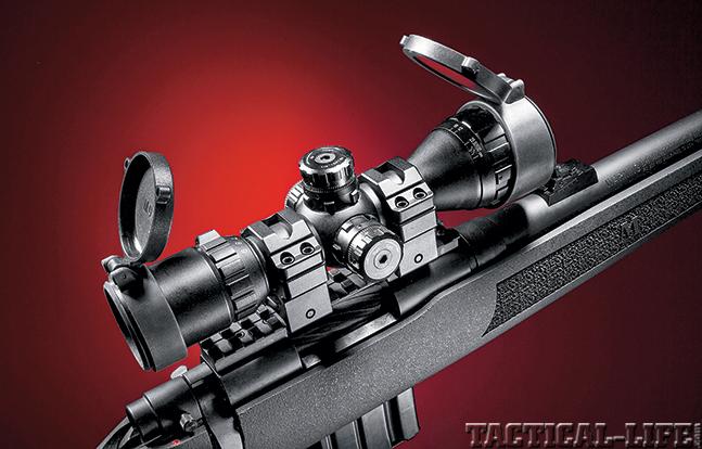 Gun Review Mossberg MVP Patrol optics