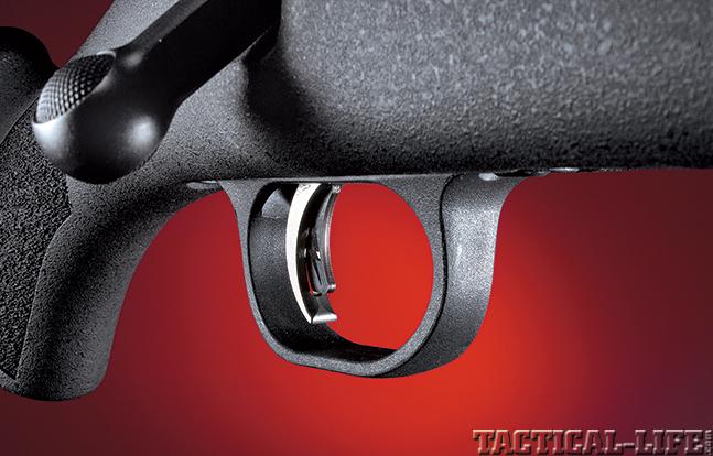 Gun Review Mossberg MVP Patrol trigger