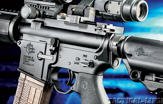 Gun Review: Rock River Arms LAR-15 left