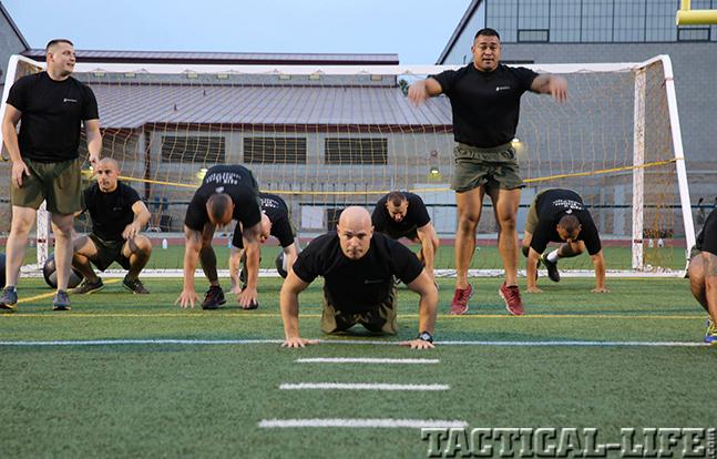 Gunny body builders