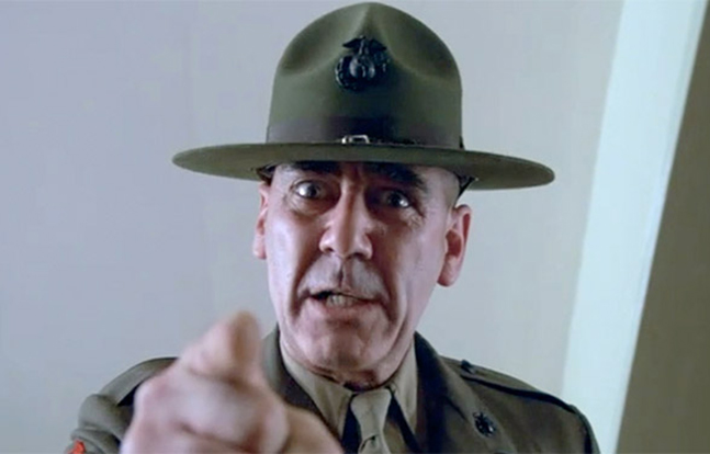The 10-Point Workout System: Exercising with the Gunny