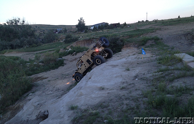 HDT Storm downhill preview