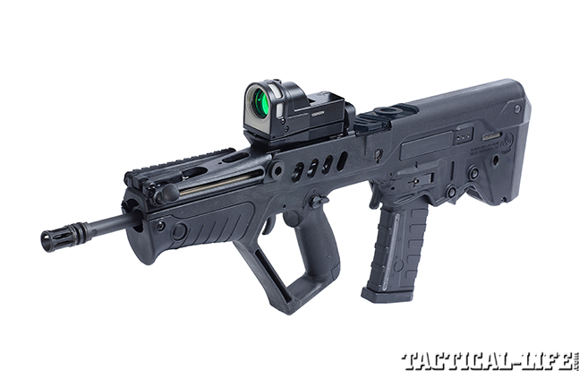 IWI Tavor SAR bullpup scope
