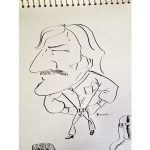 John Fasano drawing