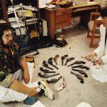 John Fasano set guns
