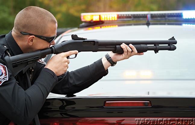 LE Shotguns Mossberg 590A1SPX car