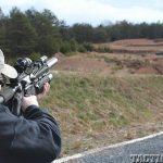 LMT M203 2003 Grenade Launcher aim