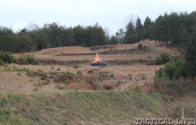 LMT M203 2003 Grenade Launcher target