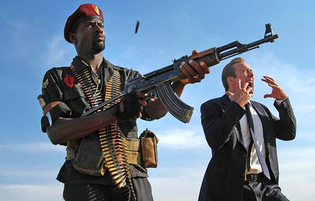 Lord of War Hollywood AK-47