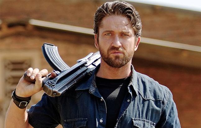 Machine Gun Preacher Hollywood AK-47