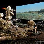 Meggitt Training Systems 3-screen mixed weapons