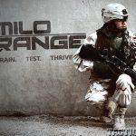 MILO Range soldier
