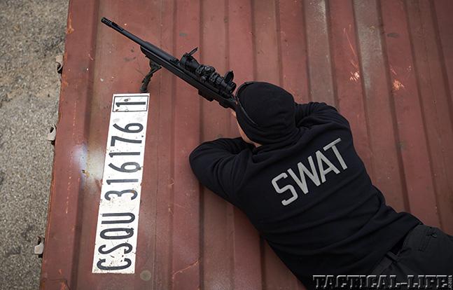 Mossberg MVP Patrol SWAT top